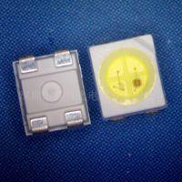 黄白光3528led灯珠 3528双色红白贴片 封装器件