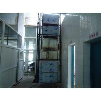 山东厂家供应酒店专用传菜机 杂物货梯 固定式简易电动升降台