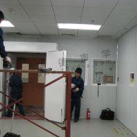 隔声实验室 为霍尼韦尔隔声室做吸声工程 隔音室 隔音实验室