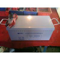 广西玉林/柳州/桂林太阳能路灯专用12V胶体免维护蓄电池