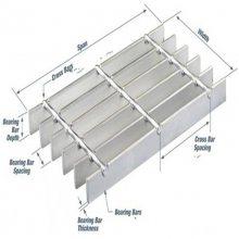 踏步板规格型号 钢格栅板现货供应
