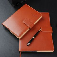 供应供应记事本定做 商务笔记本日记本 精装皮面本子可定制LOGO