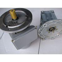 白酒灌装流水线用万鑫铝合金涡轮减速机RV075/20-单相1.5KW