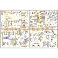 无刷电机控制器PCB抄板设计开发研发公司
