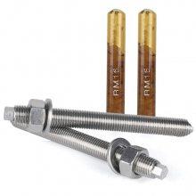 金聚进 厂家供应M6M8M10化学螺栓、201/304不锈钢化学锚栓,特价供应