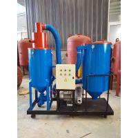 磨料回收式喷砂机