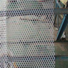 白色塑料平网 养鸡用踩踏网 耐磨性好的养殖网