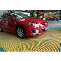 随州 汽车美容4s店排水沟盖板 玻璃钢网格排水板价格