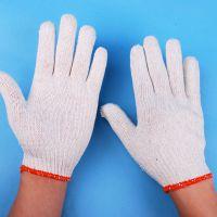 芜湖纱手套 尼龙手套 棉纱手套 线手套 棉线劳保手套 白手套耐磨加厚防滑细纱
