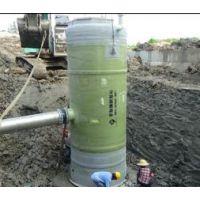 玻璃钢智能化一体化预制泵站