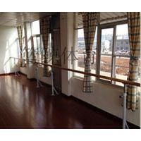 石家庄舞蹈房移动压腿杆供应纯铸铁底座50公斤很牢固