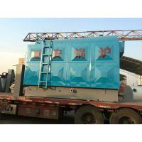 1吨卧式燃煤锅炉-链条炉排蒸汽锅炉-恒安节能环保锅炉