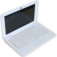 双核新款超薄刀锋超级本7寸威盛VIA8880安卓笔记本1G 8G上网本商务电脑