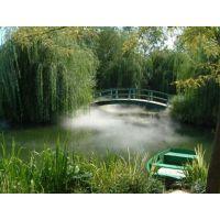 西安造景造雾哪家好凯普威喷雾景观价格