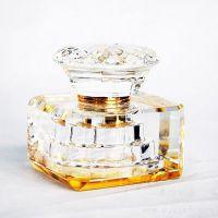 供应广州水晶香水瓶制作,广州水晶香水瓶定做,广州独特水晶香水瓶厂家
