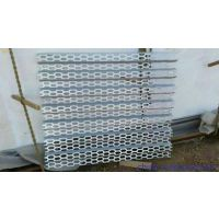 奥迪4S店外墙装修专用装饰铝合金長城板|奧迪凹凸長城鋁板