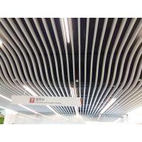 广州图书馆白色铝方管吊顶 欧佰铝方管生产厂家