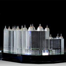 水晶模型工艺品,K9材质,水晶楼模摆件,专业制作水晶3D模型工艺礼品|典士工艺