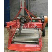 圣嘉 洋芋收货机 地瓜挖掘机 土豆收收获机 高效收获机