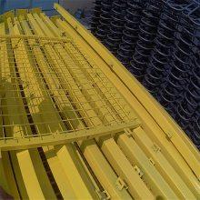 双圈护栏网 专业护栏网厂家 水池防护栏
