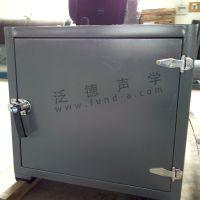 消声箱 消声室 舜宇光电消声降噪工程