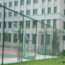 旺来镀锌丝勾花网 球场勾花网 室外网球场围网