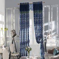 厦门画龙点睛公司价位合理的现代简约窗帘:窗帘厂家