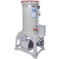 生厂家特价直销精密化学药液过滤机 JF-2006耐高温耐酸碱