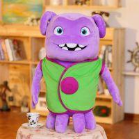 逸萌玩具 疯狂外星人小欧公仔毛绒玩具 外贸 厂家直销