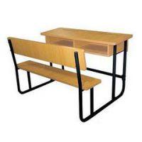 具有良好口碑的课桌椅厂家供应:西宁钢木餐桌