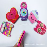订制PVC钥匙套,软胶钥匙帽,卡通钥匙帽