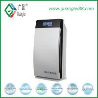 供应家用立式8重净化过滤触屏操作空气净化器