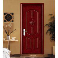 [森德堡]实木复合门订做中式家居套装门室内房门整套隔音卧室门厂家直销SDB-P1054