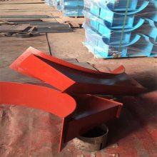 乾胜牌DN32水平管导向支座 批发水平管导向支座 碳钢材质现