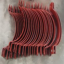 乾胜牌F5槽钢加强板 碳钢材质 弹簧支吊架生产厂家