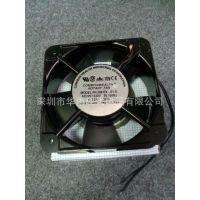配电柜专用风机台湾三协FP-108EX-S1-B AC220V 17251交流风机现货