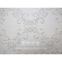 绣花软包皮革---可直接用于移门,衣柜门,展示柜装饰