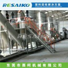 废旧农膜加工机械,国内先进的废旧地膜清洗回收生产线设备、SAIKO