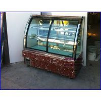 生日蛋糕展示保鲜柜佳伯品牌 池州风冷不锈钢西点柜 面包店饮料冷藏柜