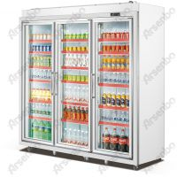 广州喜洋洋便利店加盟 喜洋洋饮料水柜 冰箱售后维修 雅绅宝FG20L3F展示柜