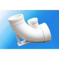 培达塑料单立管降噪旋流管件