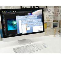 一体机电脑18.1英寸 办公家用娱乐游戏宾馆 intel赛扬2955+4G内存+120G固态硬盘