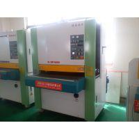 上海容安木工机械///厂家优惠价出售//木工重型宽带砂光机