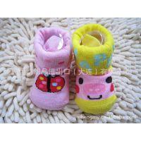 无骨缝合日本原单婴儿精品袜秋冬新款小童防滑袜外贸原单童袜批发