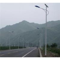 湖北潜江/天门/神农架太阳能led路灯厂家 太阳能路灯灯杆批发