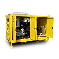 意大利淀粉厂蒸发换热管道高压清洗