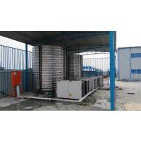 西南最专业的热泵热水器供应商工地热水器合作伙伴成都全智能控制热冠志高空气能