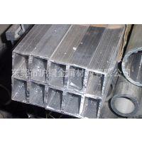 国标6063、6061铝方通,铝圆管,订制各种尺寸异形铝管