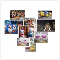 提供节假日商场房产乐园卡通展示出租租赁,小丑表演,不倒翁!