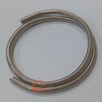 辰瑞供应LED灯饰金属软管定型万向蛇管 台灯灯柱鹅颈管